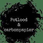 carbonpapier om tekening over te brengen op hout
